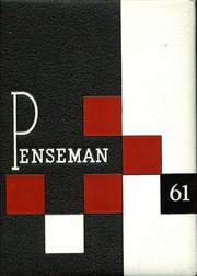 1961 Edition, Pennington School - Penseman Yearbook (Pennington, NJ)