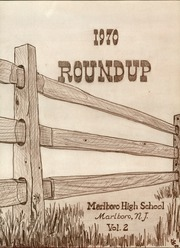 Page 5, 1970 Edition, Marlboro High School - Roundup Yearbook (Marlboro, NJ) online yearbook collection