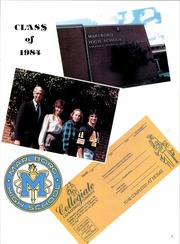 Page 13, 1984 Edition, Marlboro High School - Roundup Yearbook (Marlboro, NJ) online yearbook collection