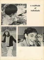 Page 9, 1970 Edition, Randolph High School - Aries Yearbook (Randolph, NJ) online yearbook collection
