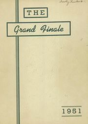 1951 Edition, Long Branch High School - Green Wave Yearbook (Long Branch, NJ)