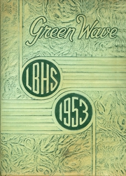 1953 Edition, Long Branch High School - Green Wave Yearbook (Long Branch, NJ)