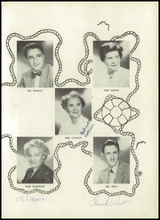 Page 13, 1953 Edition, Long Branch High School - Green Wave Yearbook (Long Branch, NJ) online yearbook collection
