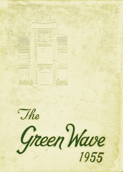 1955 Edition, Long Branch High School - Green Wave Yearbook (Long Branch, NJ)