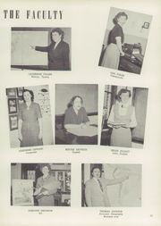 Page 15, 1951 Edition, Glassboro High School - Bulldogs Yearbook (Glassboro, NJ) online yearbook collection