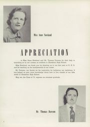 Page 9, 1951 Edition, Glassboro High School - Bulldogs Yearbook (Glassboro, NJ) online yearbook collection