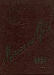 Page 1, 1953 Edition, Glassboro High School - Bulldogs Yearbook (Glassboro, NJ) online yearbook collection