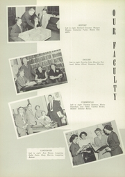 Page 12, 1953 Edition, Glassboro High School - Bulldogs Yearbook (Glassboro, NJ) online yearbook collection