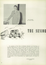 Page 16, 1953 Edition, Glassboro High School - Bulldogs Yearbook (Glassboro, NJ) online yearbook collection