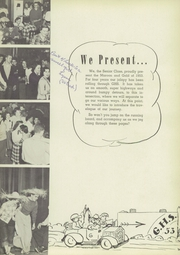 Page 5, 1953 Edition, Glassboro High School - Bulldogs Yearbook (Glassboro, NJ) online yearbook collection