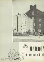 Page 6, 1953 Edition, Glassboro High School - Bulldogs Yearbook (Glassboro, NJ) online yearbook collection