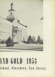 Page 7, 1953 Edition, Glassboro High School - Bulldogs Yearbook (Glassboro, NJ) online yearbook collection
