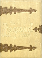1950 Edition, Weequahic High School - Legend Yearbook (Newark, NJ)