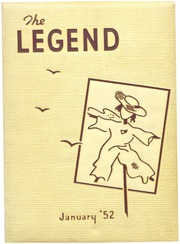 1952 Edition, Weequahic High School - Legend Yearbook (Newark, NJ)