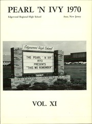 Page 5, 1970 Edition, Edgewood Regional High School - Pearl N Ivy Yearbook (Atco, NJ) online yearbook collection