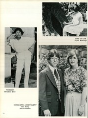 Page 16, 1979 Edition, Kingsway Regional High School - Lancer Yearbook (Swedesboro, NJ) online yearbook collection