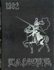 1982 Edition, Kingsway Regional High School - Lancer Yearbook (Swedesboro, NJ)