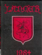 1984 Edition, Kingsway Regional High School - Lancer Yearbook (Swedesboro, NJ)