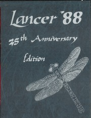 1988 Edition, Kingsway Regional High School - Lancer Yearbook (Swedesboro, NJ)
