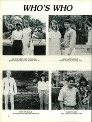 Page 10, 1988 Edition, Kingsway Regional High School - Lancer Yearbook (Swedesboro, NJ) online yearbook collection