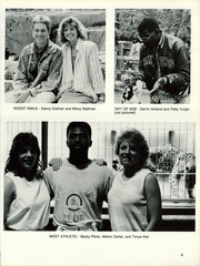 Page 13, 1988 Edition, Kingsway Regional High School - Lancer Yearbook (Swedesboro, NJ) online yearbook collection