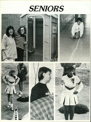 Page 16, 1988 Edition, Kingsway Regional High School - Lancer Yearbook (Swedesboro, NJ) online yearbook collection