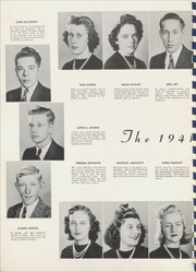 Page 16, 1941 Edition, Butler High School - Nugget Yearbook (Butler, NJ) online yearbook collection