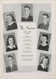 Page 15, 1943 Edition, Butler High School - Nugget Yearbook (Butler, NJ) online yearbook collection