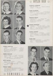 Page 16, 1943 Edition, Butler High School - Nugget Yearbook (Butler, NJ) online yearbook collection