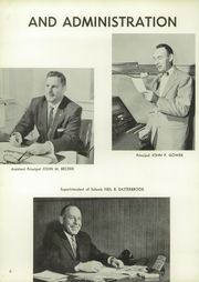 Page 12, 1958 Edition, Butler High School - Nugget Yearbook (Butler, NJ) online yearbook collection