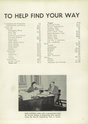 Page 9, 1958 Edition, Butler High School - Nugget Yearbook (Butler, NJ) online yearbook collection