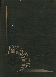 Page 1, 1937 Edition, Union High School - Booster Yearbook (Union, NJ) online yearbook collection