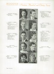 Page 16, 1937 Edition, Union High School - Booster Yearbook (Union, NJ) online yearbook collection