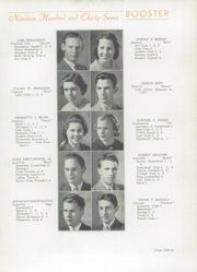 Page 17, 1937 Edition, Union High School - Booster Yearbook (Union, NJ) online yearbook collection