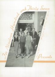 Page 4, 1937 Edition, Union High School - Booster Yearbook (Union, NJ) online yearbook collection