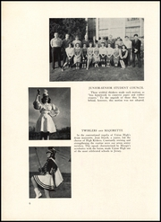 Page 10, 1942 Edition, Union High School - Booster Yearbook (Union, NJ) online yearbook collection