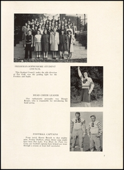 Page 11, 1942 Edition, Union High School - Booster Yearbook (Union, NJ) online yearbook collection