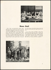 Page 13, 1942 Edition, Union High School - Booster Yearbook (Union, NJ) online yearbook collection