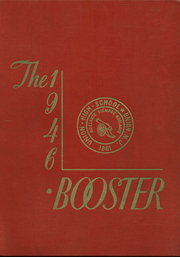 1946 Edition, Union High School - Booster Yearbook (Union, NJ)