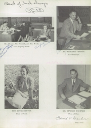 Page 11, 1949 Edition, Union High School - Booster Yearbook (Union, NJ) online yearbook collection