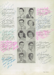 Page 15, 1949 Edition, Union High School - Booster Yearbook (Union, NJ) online yearbook collection