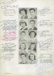 Page 16, 1949 Edition, Union High School - Booster Yearbook (Union, NJ) online yearbook collection