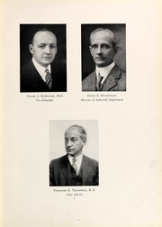 Page 11, 1929 Edition, Dickinson High School - Gnome Yearbook (Jersey City, NJ) online yearbook collection