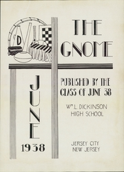 Page 7, 1938 Edition, Dickinson High School - Gnome Yearbook (Jersey City, NJ) online yearbook collection