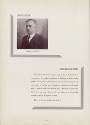 Page 8, 1938 Edition, Dickinson High School - Gnome Yearbook (Jersey City, NJ) online yearbook collection