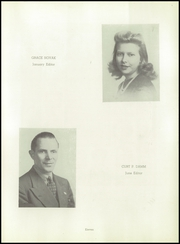 Page 15, 1944 Edition, Dickinson High School - Gnome Yearbook (Jersey City, NJ) online yearbook collection