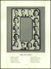 Page 16, 1944 Edition, Dickinson High School - Gnome Yearbook (Jersey City, NJ) online yearbook collection