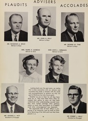 Page 14, 1955 Edition, Dickinson High School - Gnome Yearbook (Jersey City, NJ) online yearbook collection