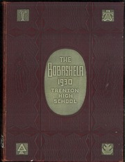 1930 Edition, Trenton Central High School - Bobashela Yearbook (Trenton, NJ)