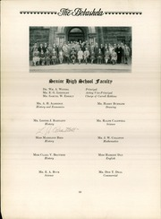 Page 14, 1930 Edition, Trenton Central High School - Bobashela Yearbook (Trenton, NJ) online yearbook collection